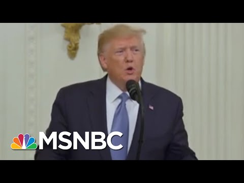 Big Step In Impeachment: Thursday's House Vote On Impeachment Resolution - The Day That Was | MSNBC