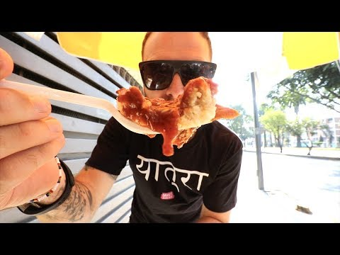 DELICIOUS BREAKFAST STREET FOOD TOUR IN MEXICO