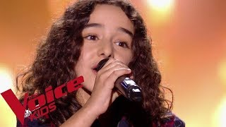 Queen - Show must go on | Inès | The Voice Kids France 2018 | Blind Audition