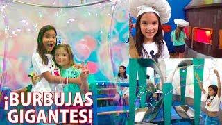 Encontramos BurBuJas GiGaNteS de JaBóN   AnaNana Toys
