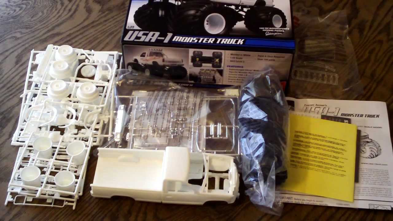 15 1 25 Amt Usa Monster Truck Review You