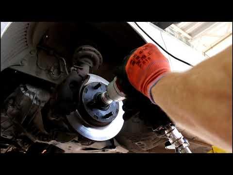 Замена сцепления на Киа Пиканто 2012 Kia Picanto 1,0  1часть