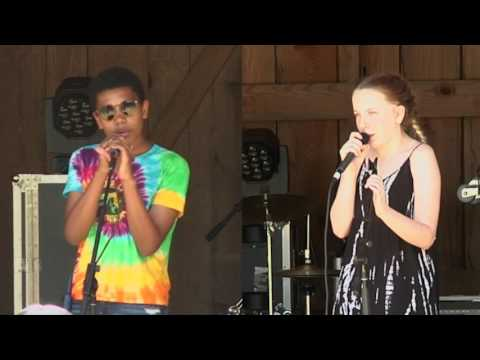 William Jennings ~ Sings ~ Duet with Abby Davis