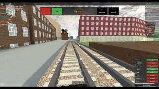 Roblox First Day Back to Mind the Gap Transport-Simulator (WIP) Variobahn on Tramway
