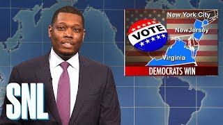 Weekend Update on Democrats