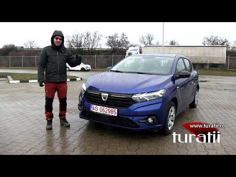 Dacia Sandero 1.0l TCe 90 MT6 video 1 of 5