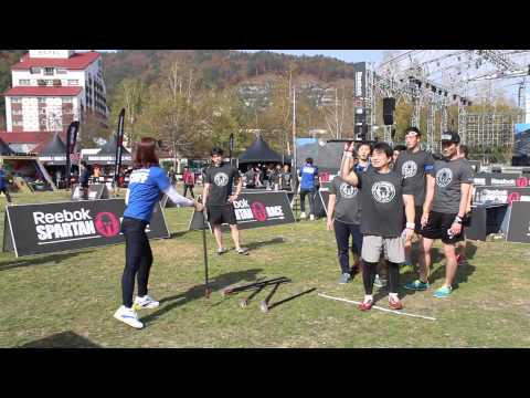 [Detox Juice Bar Energy Kitchen Seoul 디톡스 주스바 에너지키친]Reebok Spartan Race Seoul Korea 2014