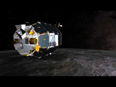 NASA Ames LADEE Mission Animation: Science Collection / Orbital Variation / Lunar Atmosphere
