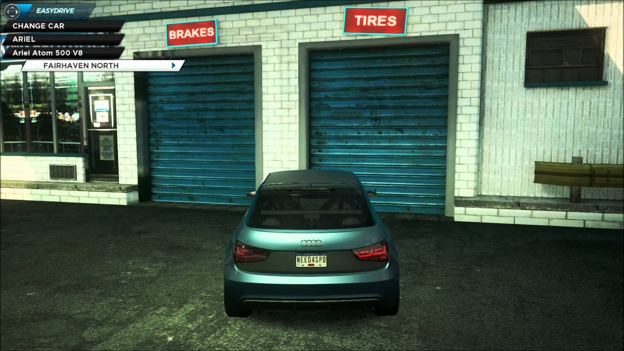 NFS Most Wanted 2 2012