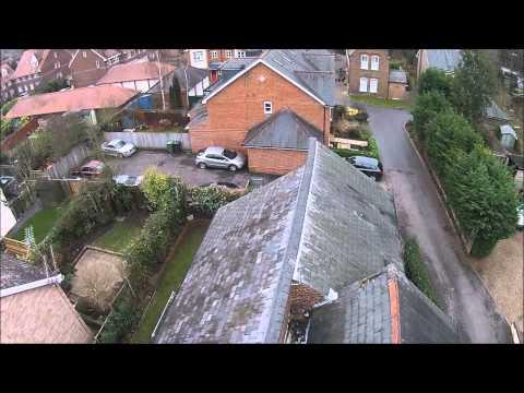 Drone Survey St Albans Hertfordshire UK