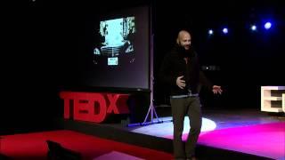 Photographing the Yakuza: Anton Kusters at TEDxEutropolis