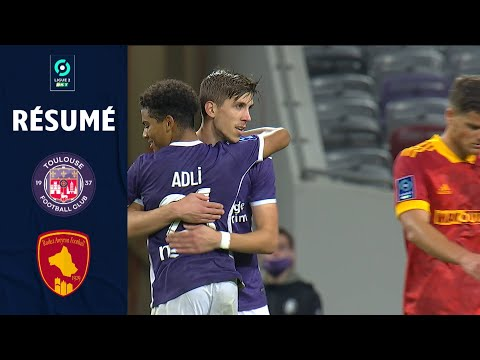 Toulouse Rodez Goals And Highlights