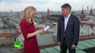 Алексей Сорокин в эфире RT