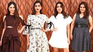 Veere Di Wedding Promotions   Kareena kapoor, Sonam Kapoor, Swara Bhaskar, Shikha Talsania