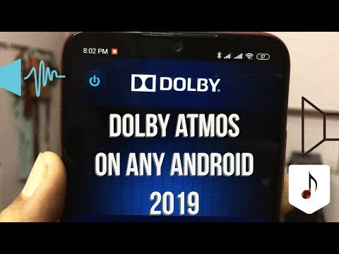 Dolby Atmos For Any Android | Updated 2019