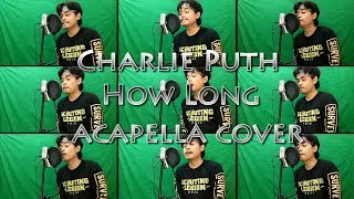 Video Charlie puth - How Long Acapella Cover!!!! download MP3, 3GP, MP4, WEBM, AVI, FLV Juni 2018