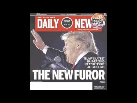 Tomorrow Belongs To Trump (parody of