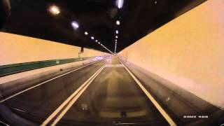 Mont Blanc tunnel information radio Italian, French, English