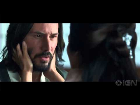 "47 Ronin - ""Kai and Mika confess their love"" Clip"