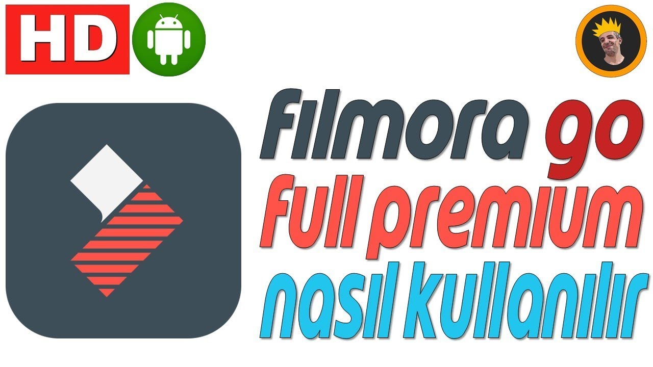 FİLMORA GO FULL PREMİUM APK NEDİR NASIL KULLANILIR