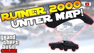 GTA 5 Online - 😁👌Ruiner 2000 Unter Der Map Fliegen Glitch!😁👌 [SOLO, PS4, Xbox One, PC, Patch 1.37]