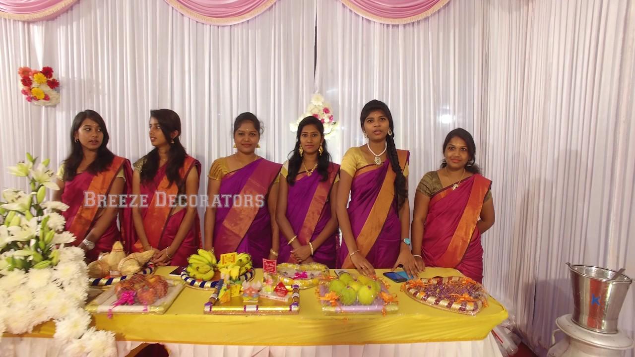 Professional Wedding Decorators In Coimbatore Tamilnadu India Youtube