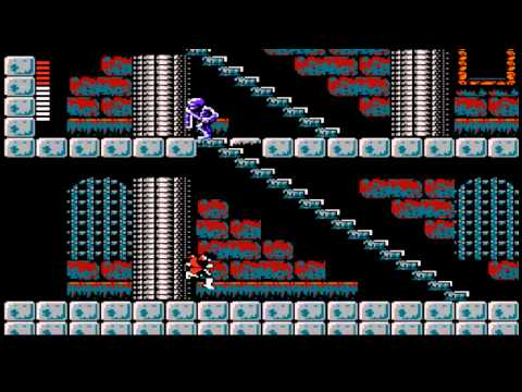 Castlevania II Speed Run 02 - Rover and Braham Mansions