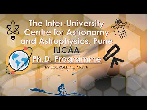 The Inter University Centre for Astronomy and Astrophysics, Pune |IUCAA | PhD PROGRAM