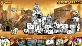 The Battle Cats - Minefield