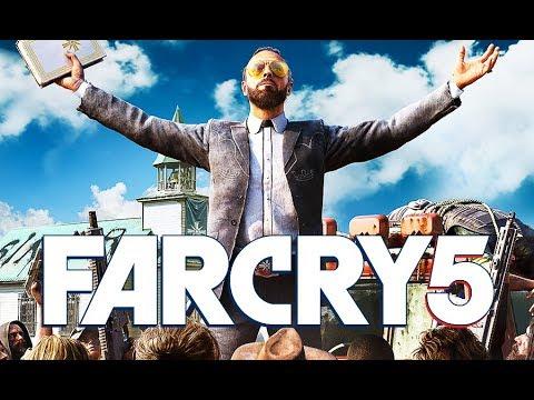 FAR CRY 5 All Cutscenes (Xbox One X Enhanced) Game Movie 1080p 60FPS