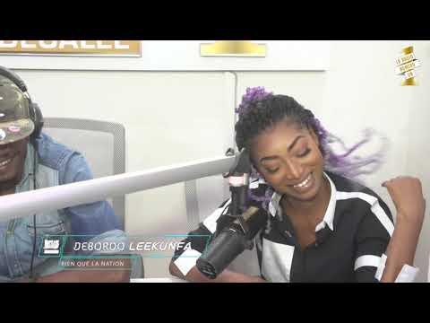 Nostalgie Fun - Debordo Feat  Sarah Liz & Josée Rien Que La Nation