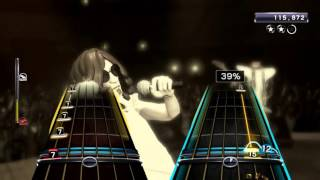 Rock Band Custom: Alice in Chains - Them Bones - Pro Guitar/Bass (60FPS)