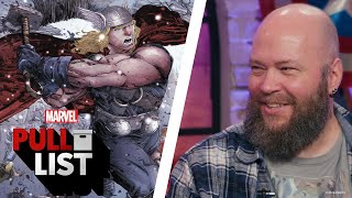 WAR OF THE REALMS Writer Jason Aaron Shares Thor Stories! | Marvel's Pull List