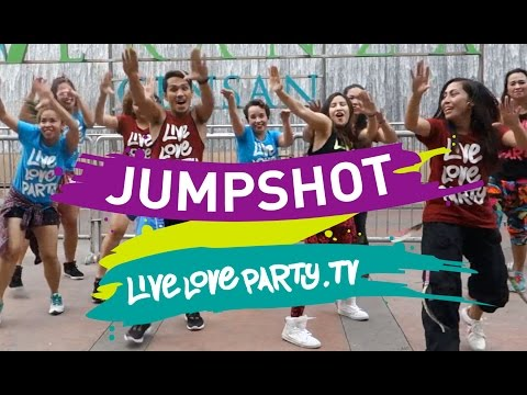 Jumpshot by Dawin | Zumba® | Live Love Party | Gensan, Philippines