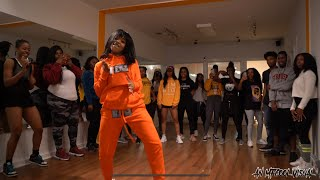 Money - Carbi B - Choreography by @Monique_Rachel | An MFcool Visual