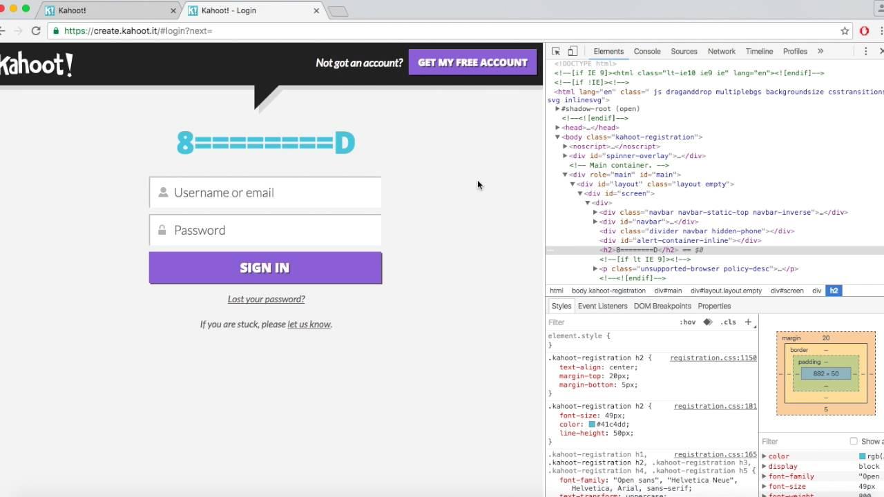 Kahoot Hack 2016 Confirmed