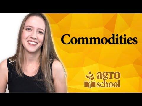 AgroSchool - Commodities