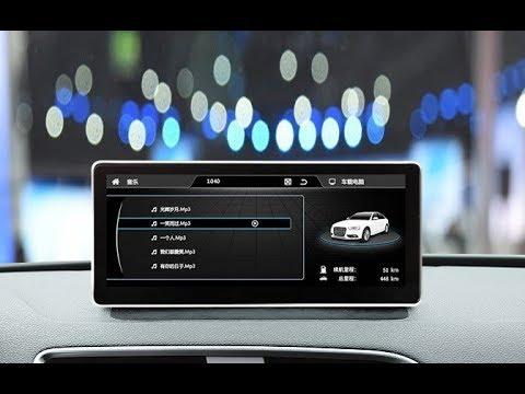 Obzor Funkcij Magnitoly Na Android Dlya Audi Q3 10 25 Youtube