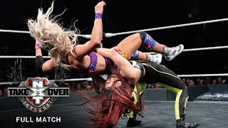 FULL MATCH: Candice LeRae vs. Io Shirai: NXT TakeOver: Toronto 2019