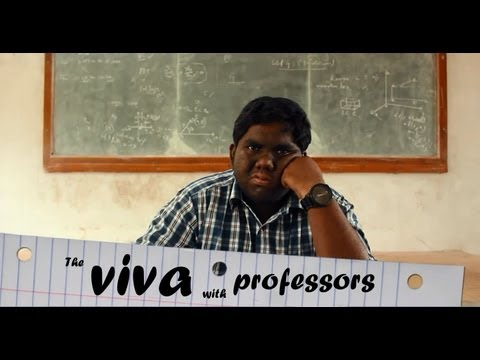 The viva wiith Professors Travel Video