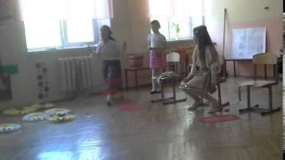 Театральная постановка начальной школы. Часть 2