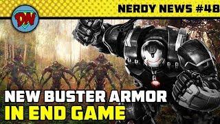 Harry Potter as Wolverine, End Game Leaks, No More Batman, Black Widow, Eternals | Nerdy News #48