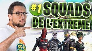 SQUADS DE L'EXTREME #1