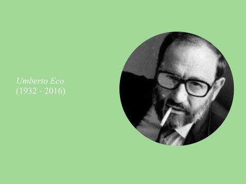 Semiótica General 2020 | Umberto Eco