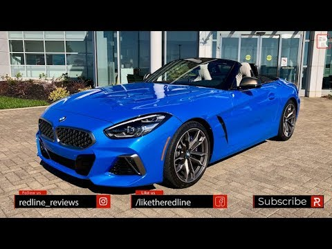 The 2020 BMW Z4 M40i is a Subtle Reminder Why Sports Cars Must Exist