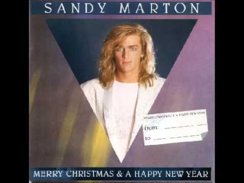 Sandy Marton Merry Merry Christmas And A Happy New Year