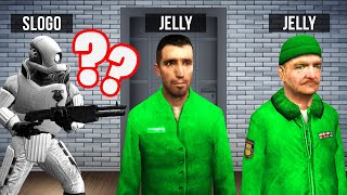 WHO Is The REAL JELLY?! (Gmod Guess Who)