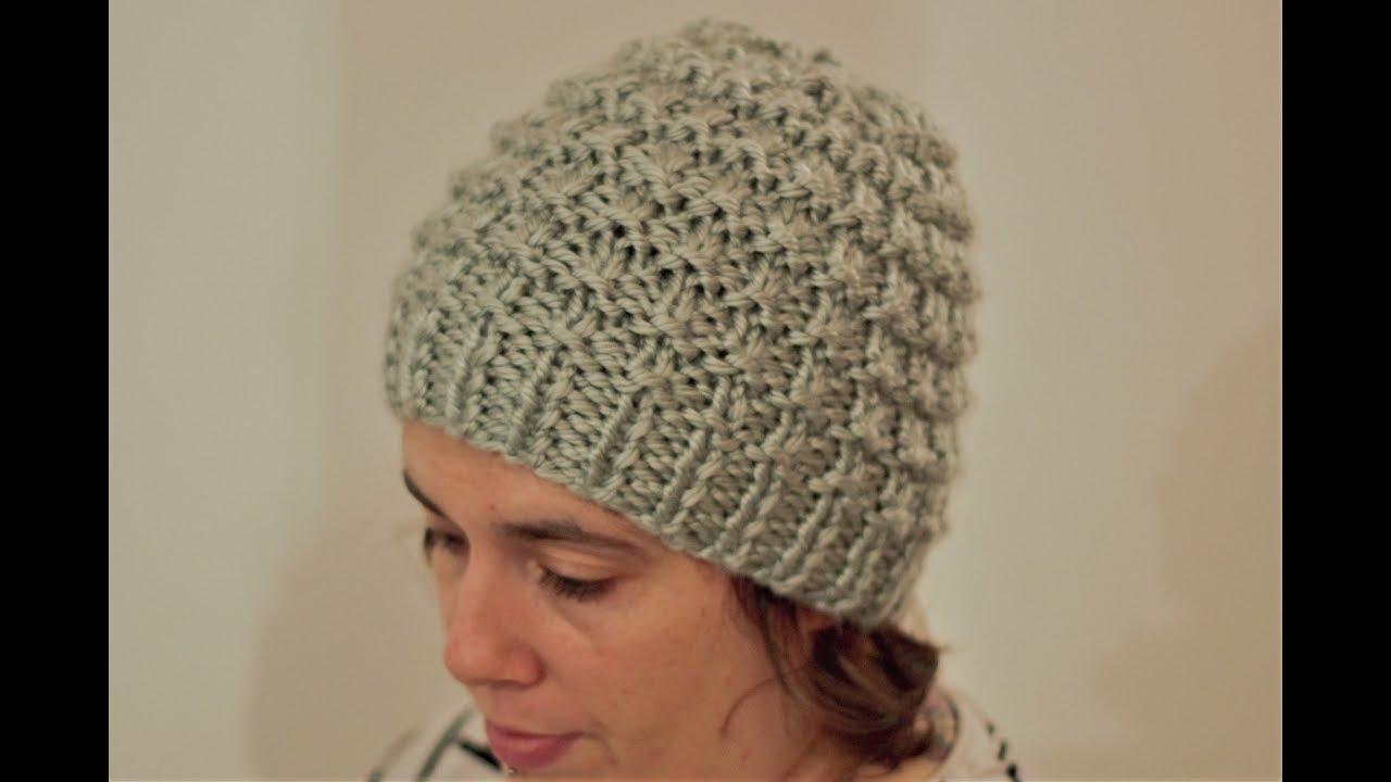 video tricot bonnet