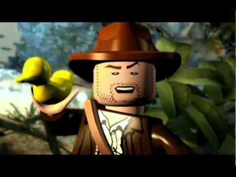 LEGO Indiana Jones The Original Adventures - Trailer