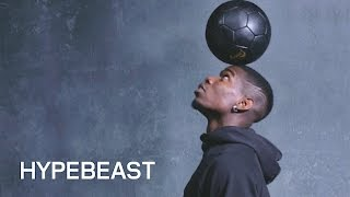 Paul Pogba for HYPEBEAST Magazine Issue 17 HYPEBEAST Magazine caught up with the Parisian native on the set of the photoshoot for his eponymous collection in Manchester to learn about what ...